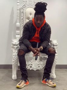 I Am Locked And Loaded On All Fronts – Ace Hood.