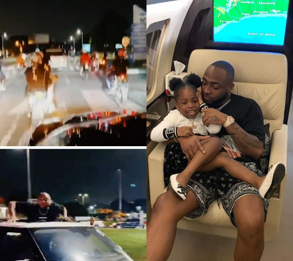 Video: Davido Caused Mayhem Upon Arrival In Ghana. 2 » Best Tech News, Gadgets, FinTech and Telco news.