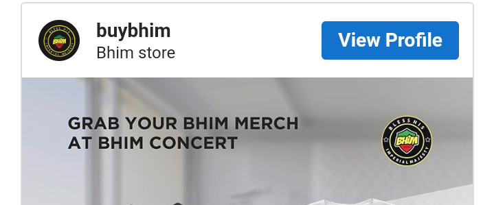 Is The Prize Of Bhim Merchandise Too High For Bhim Fans? 1 - Globecalls.com is a 24/7 Entertainment News Outlet In West Africa Serving Its Readers With The Best In Music, News, Events, And World Happenings.