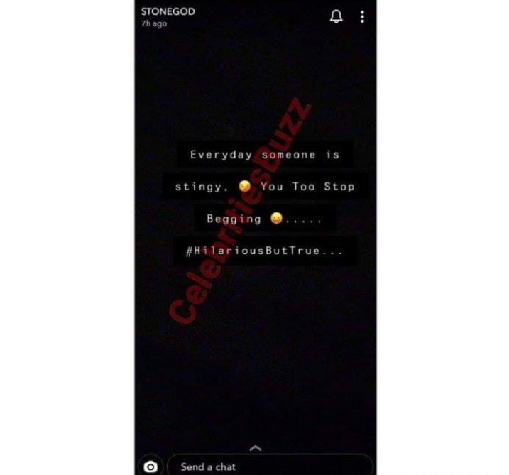 Everyone Is Stingy, You Too Stop Begging. Stonebwoy Lambastes 1 - Globecalls.com is a 24/7 Entertainment News Outlet In West Africa Serving Its Readers With The Best In Music, News, Events, And World Happenings.