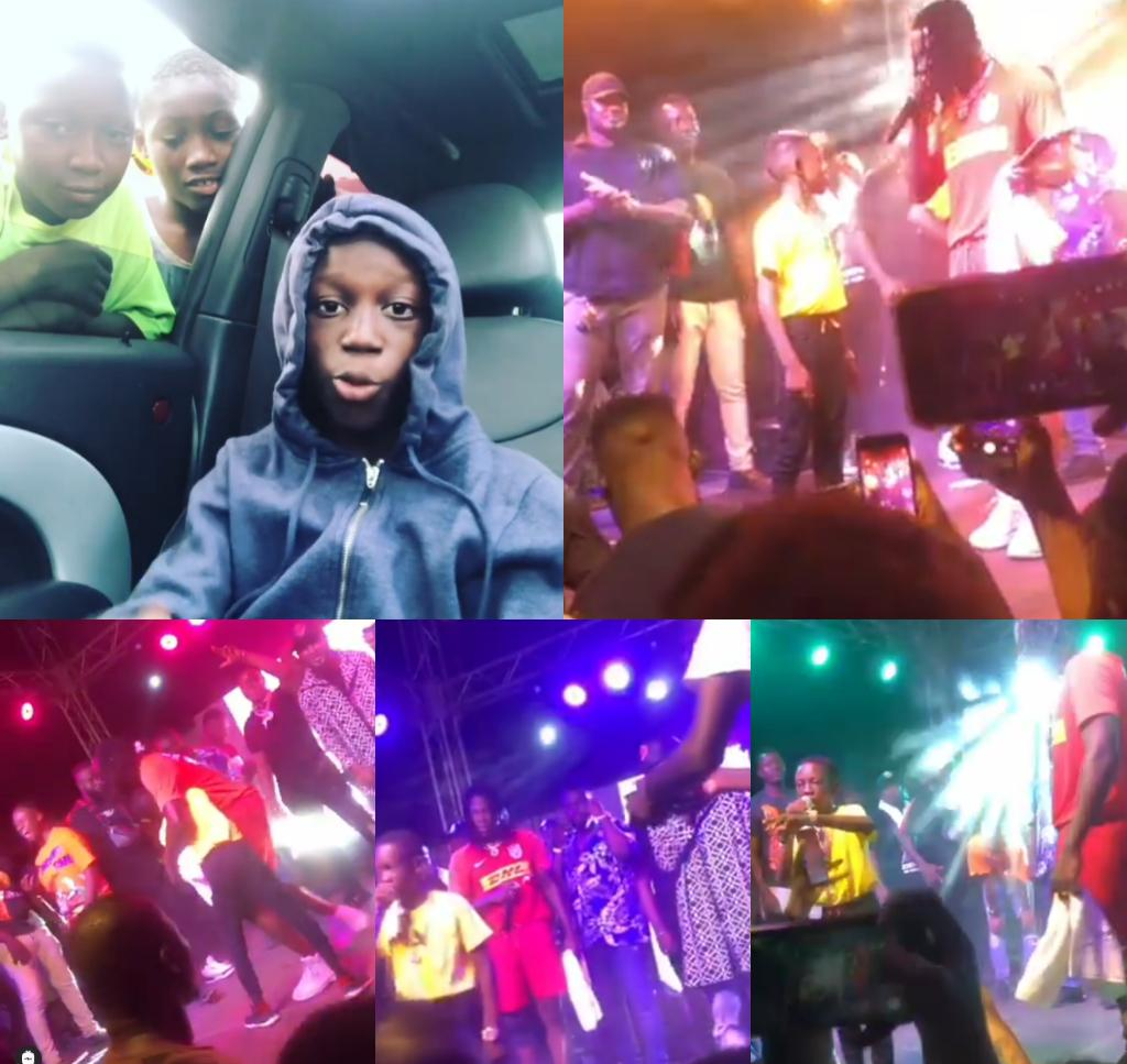 Video: Stonebwoy Endorses A 10 Years Old Singer. 10 » Best Tech News, Gadgets, FinTech and Telco news.