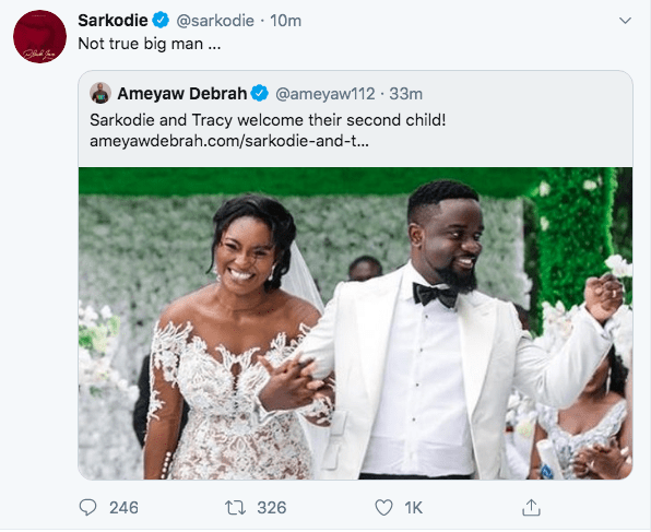 Sarkodie Replies Ameyaw For False Reportage 5 » Best Tech News, Gadgets, FinTech and Telco news.