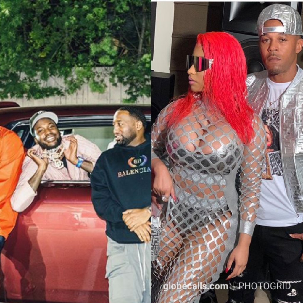 Video: Meekmill And Nicki Minaj Bumped, Nearly Ended In Blows. 7 » Best Tech News, Gadgets, FinTech and Telco news.