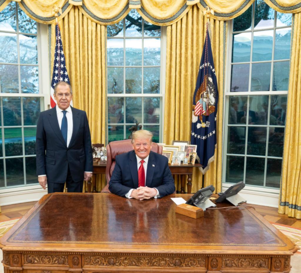 President Donald Trump Finally Concedes Defeat