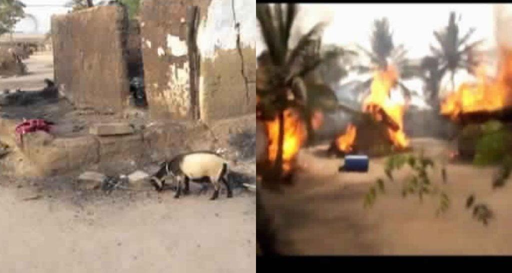 20 Homeless After Fierce Fire In Ketu South. 2 » Best Tech News, Gadgets, FinTech and Telco news.