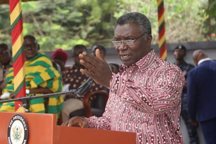We Have Done Better In Galamsey Fight Than People Can See - Minister. 1 - Your source of trusted information.