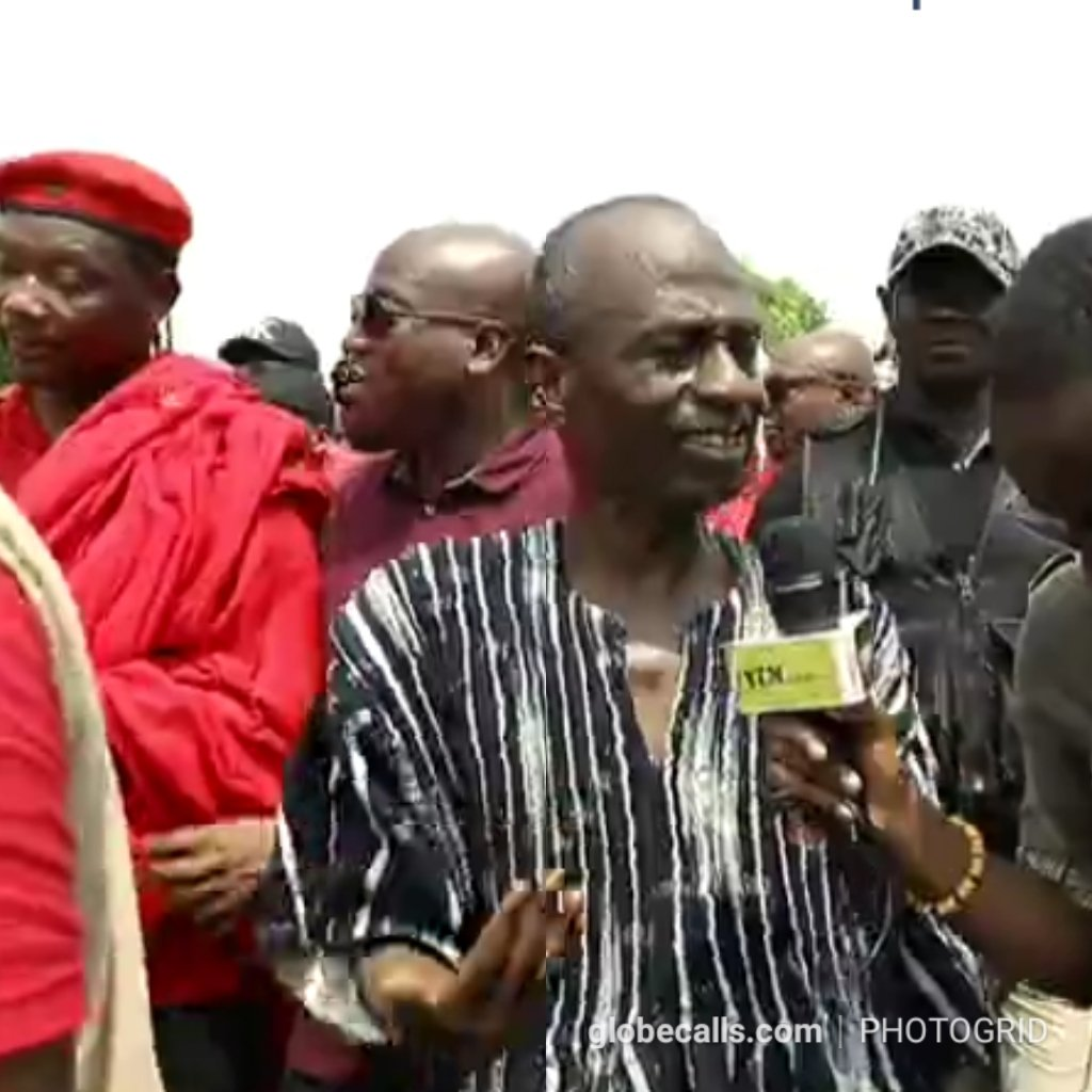 Intet-party Demo Against New Voters Register Hits Accra. 2 » Best Tech News, Gadgets, FinTech and Telco news.