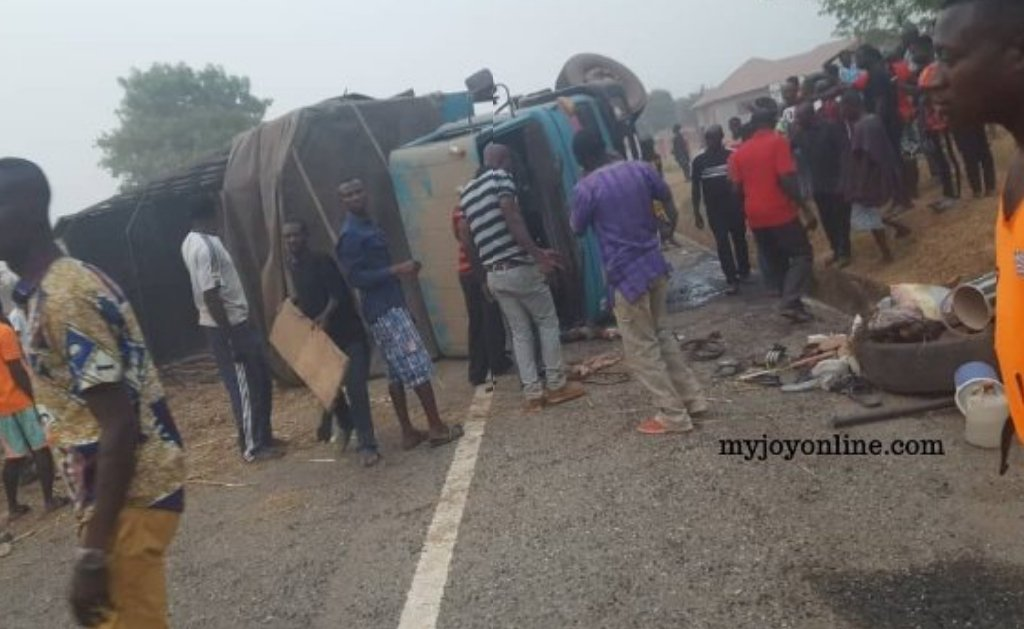 Gory Accident Claims 7 Lives In Kete Krachi 2 » Best Tech News, Gadgets, FinTech and Telco news.