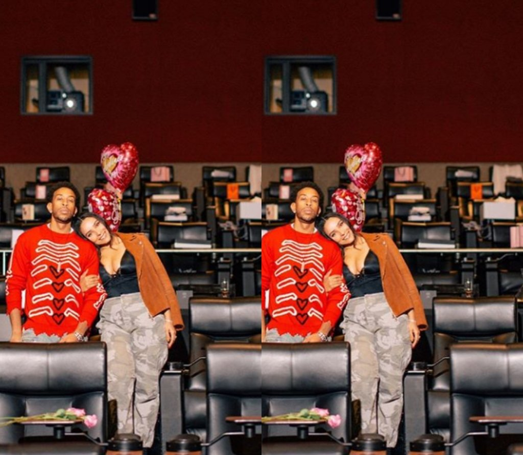 Ludacris Rents A Theater As He Celebrates Valentine 2 » Best Tech News, Gadgets, FinTech and Telco news.