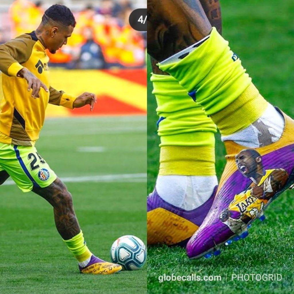 Photos: Kenedy Wore Kobe Inspired Boots Against Barcelona. 4 » Best Tech News, Gadgets, FinTech and Telco news.