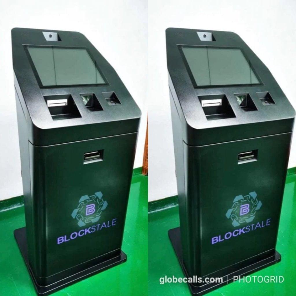 Photos: Nigerian Designs First Bitcoin ATM 2 » Best Tech News, Gadgets, FinTech and Telco news.