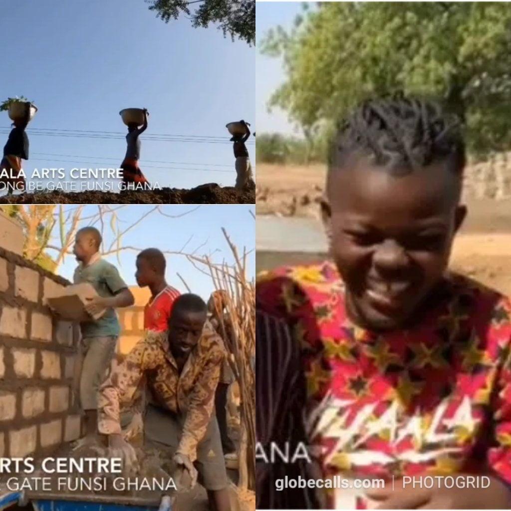 Video: Wiyala Builds An Art Center At Funsi 2 » Best Tech News, Gadgets, FinTech and Telco news.