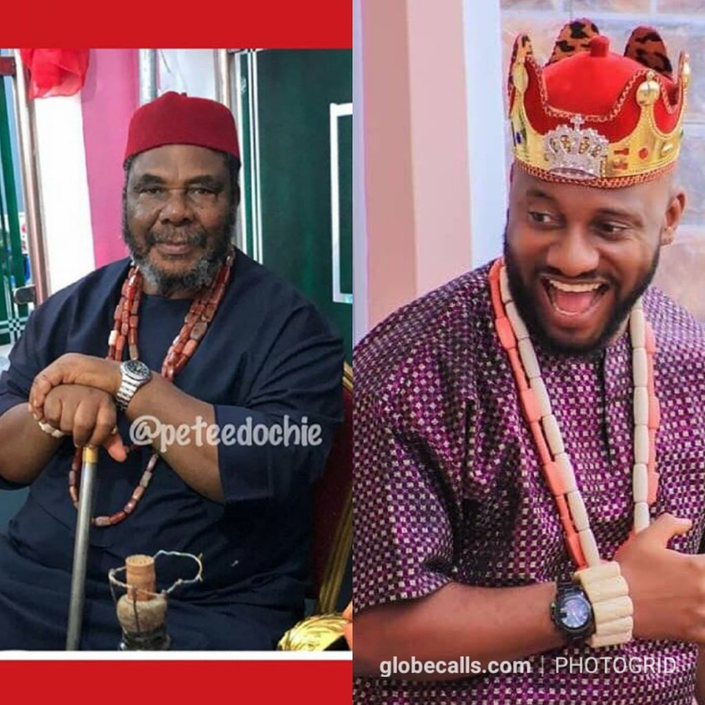 Yul Edochie Reacts To His Dad's 'Kneeling Down To Propose' Claim 2 » Best Tech News, Gadgets, FinTech and Telco news.
