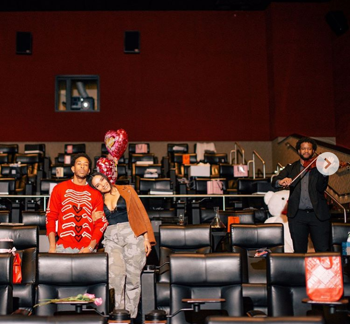 Ludacris Rents A Theater As He Celebrates Valentine 3 » Best Tech News, Gadgets, FinTech and Telco news.