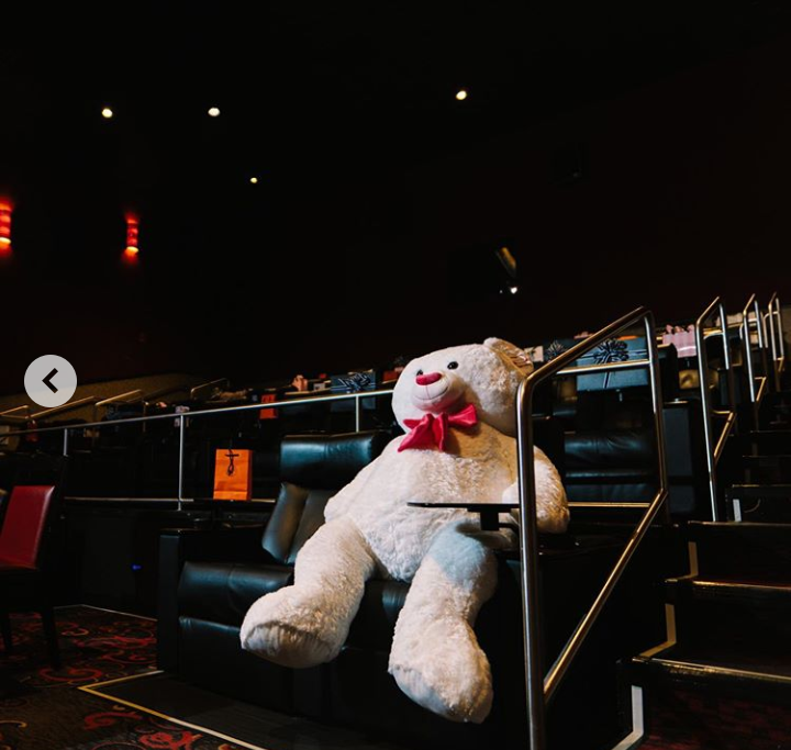 Ludacris Rents A Theater As He Celebrates Valentine 4 » Best Tech News, Gadgets, FinTech and Telco news.
