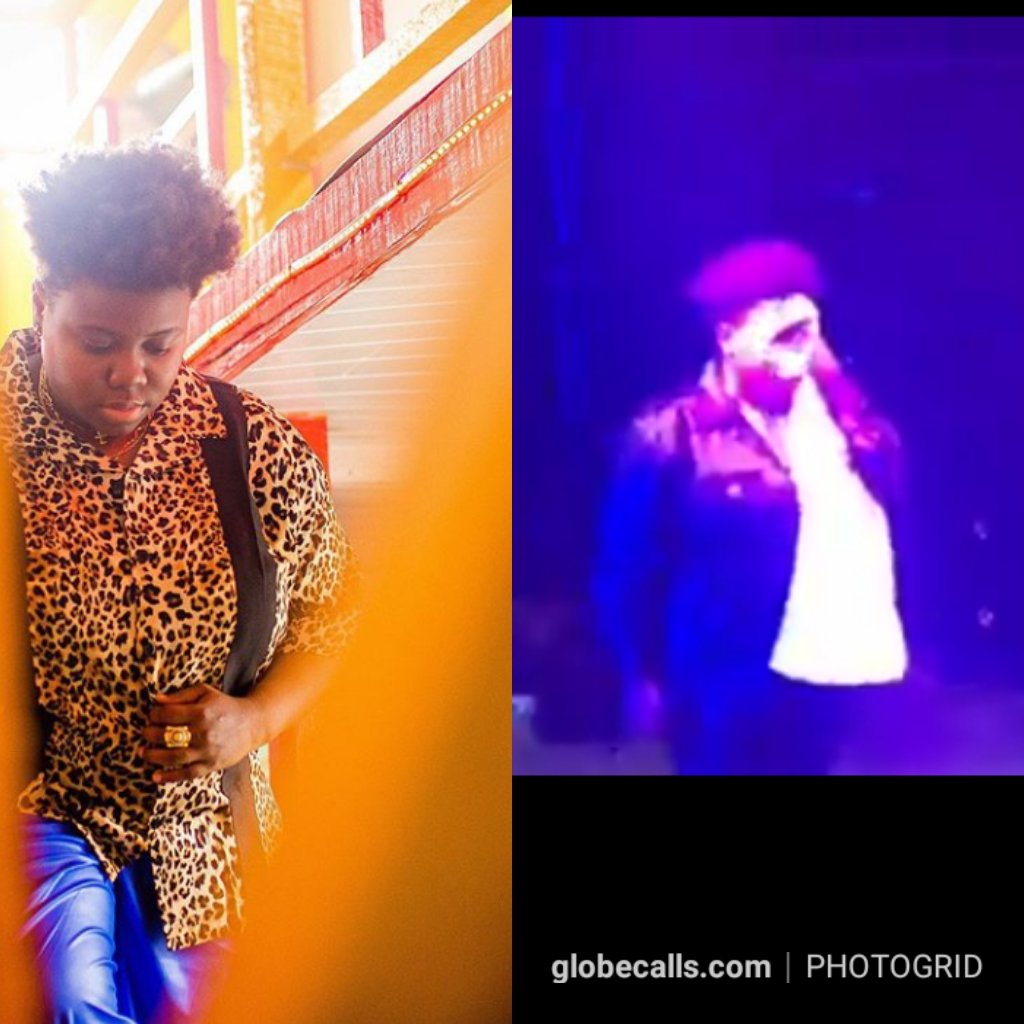 [ Video] Teni Gets Emotional, Cries On Stage. 2 » Best Tech News, Gadgets, FinTech and Telco news.