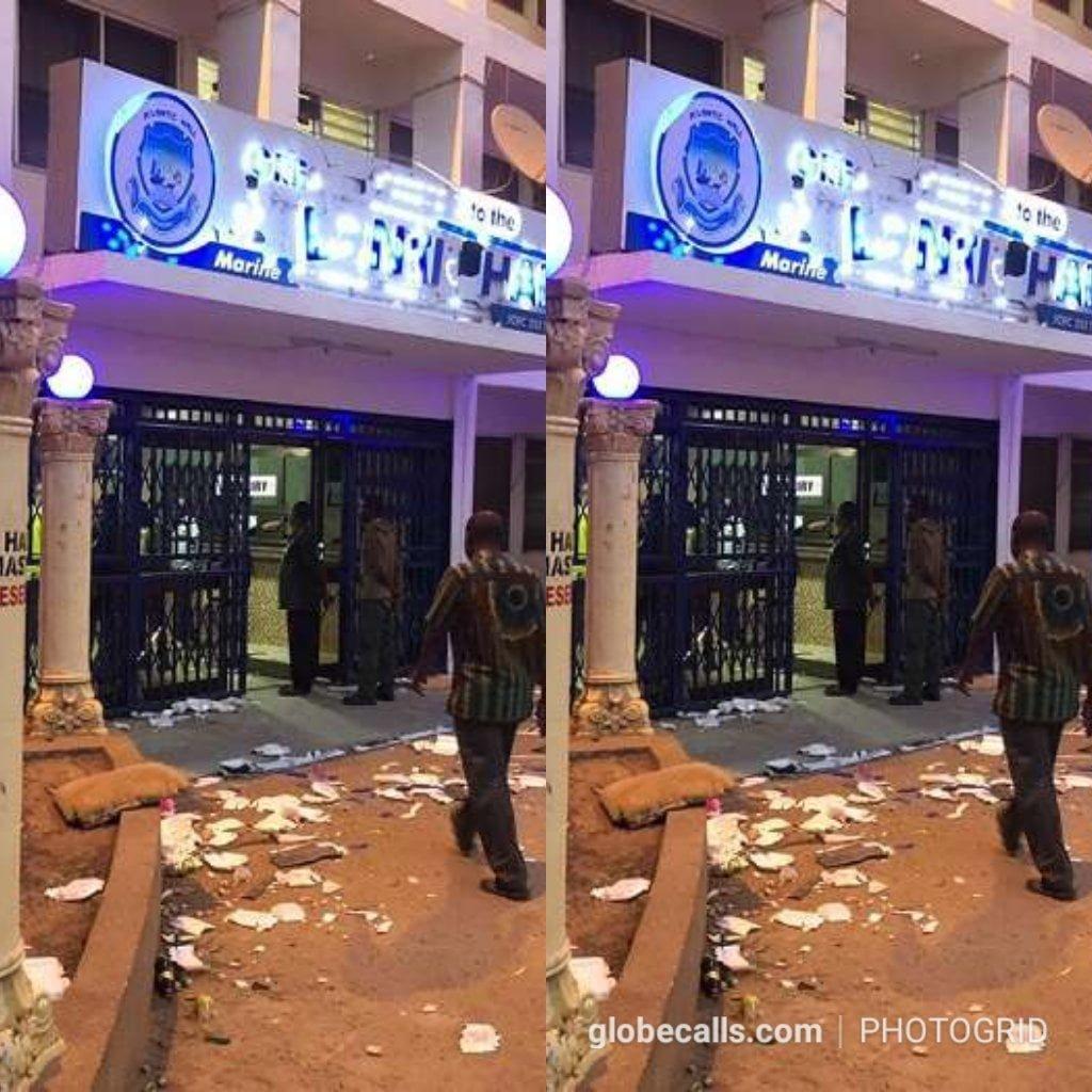 Properties Destroyed at ATL, Oguaa Fight. 2 » Best Tech News, Gadgets, FinTech and Telco news.