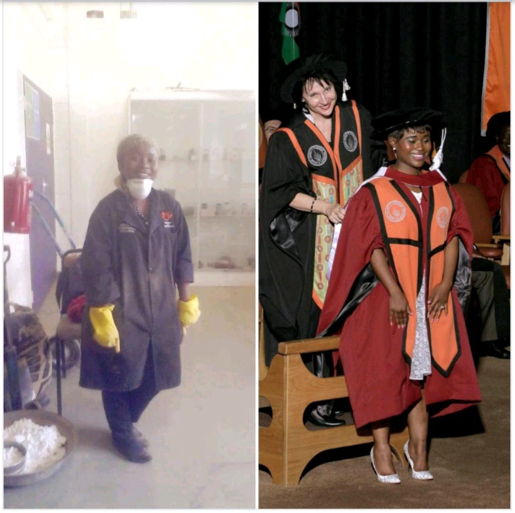 Embrace The Process Of Becoming - Lecturer advises. 4 » Best Tech News, Gadgets, FinTech and Telco news.