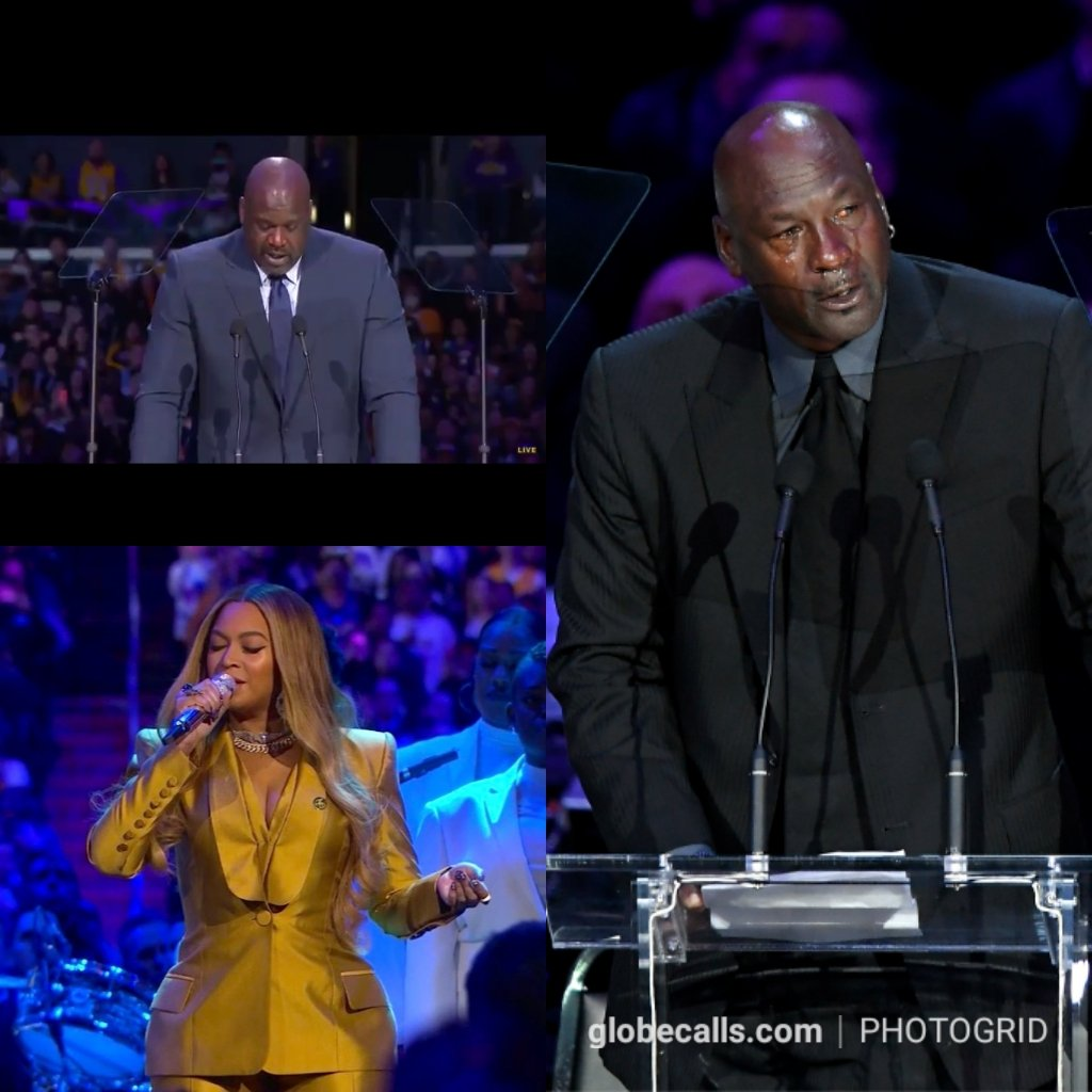 Videos: Sad Moments At Kobe Bryant's Farewell Service 3 » Best Tech News, Gadgets, FinTech and Telco news.