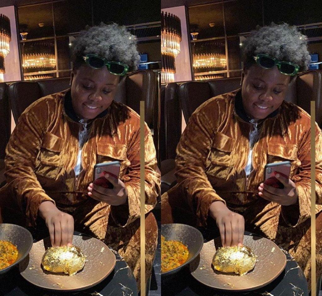 Video: Teni Eats A 24karat Gold Fufu In Dubai 3 » Best Tech News, Gadgets, FinTech and Telco news.