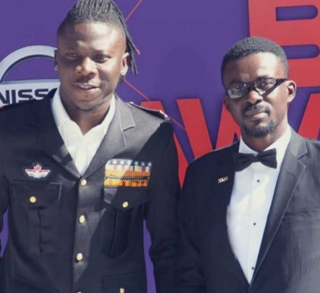 BET And Nam1 Send Birthday Messages To Stonebwoy 7 » Best Tech News, Gadgets, FinTech and Telco news.