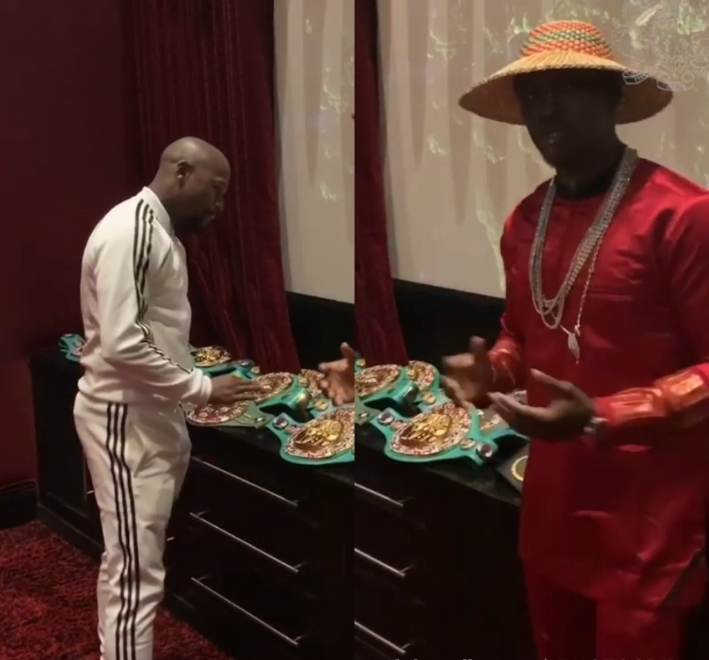 Mayweather And A Ghanaian Millionaire Has Plans For Ghana. 3 » Best Tech News, Gadgets, FinTech and Telco news.