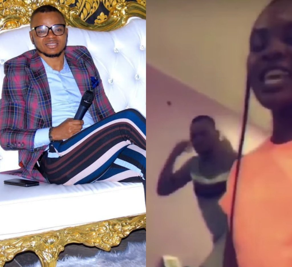 Video Of Angel Obinim Chilling With A side Chic Drops. 10 » Best Tech News, Gadgets, FinTech and Telco news.