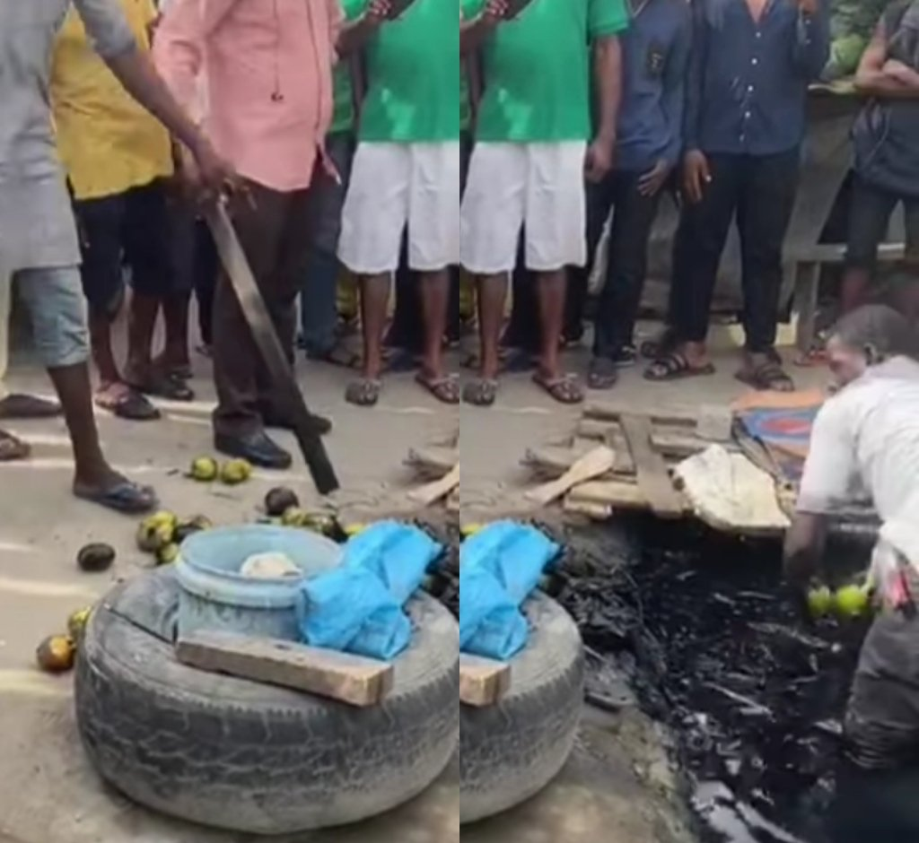 'Aboki' Grabbed With Fruits Kept In Gutter. 2 » Best Tech News, Gadgets, FinTech and Telco news.