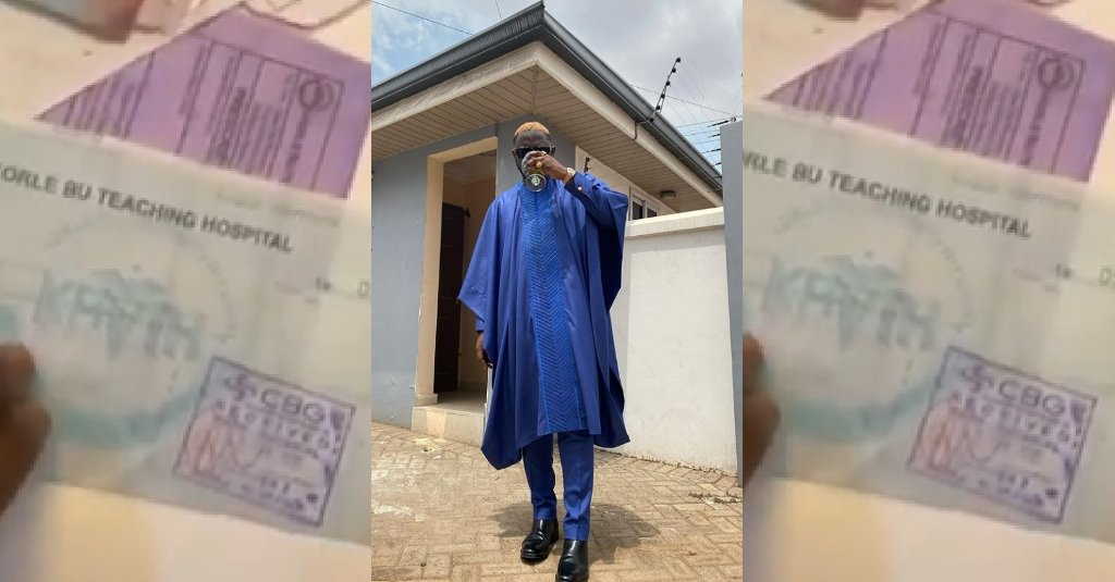 Medikal Shows Receipts Of About Ghc30,000 He Pays For His Sick Fan 2 » Best Tech News, Gadgets, FinTech and Telco news.