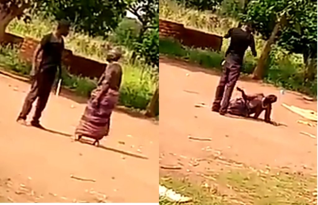 Video: Man Flogs His Grand-mom On Pastor's Advice 2 » Best Tech News, Gadgets, FinTech and Telco news.