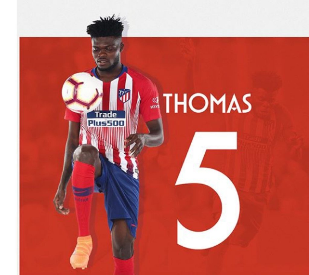 Thomas Partey Beats Lionel Messi In Successful Dribbles In La Liga 2 » Best Tech News, Gadgets, FinTech and Telco news.