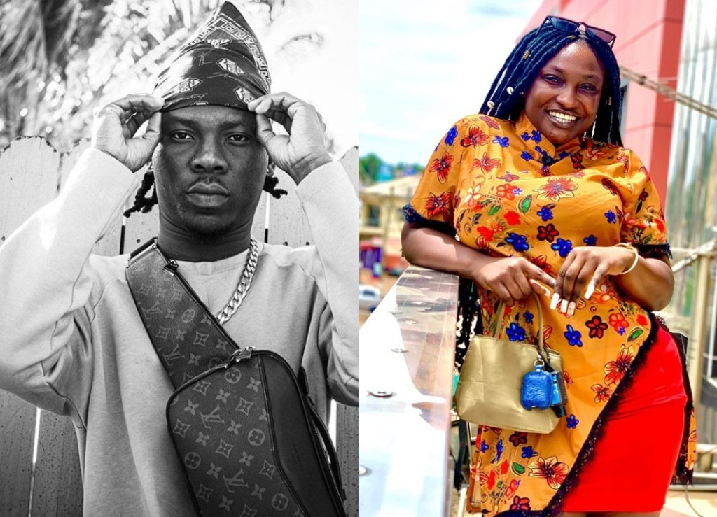 Don't Loose Your Humbleness - Abena Moet Advises Stonebwoy. 6 » Best Tech News, Gadgets, FinTech and Telco news.