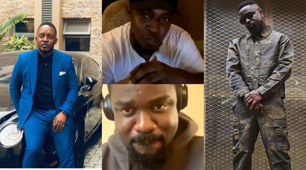 After The Money Hits My Account, We Are No More Friends - MI Warns Sarkodie. 2 » Best Tech News, Gadgets, FinTech and Telco news.