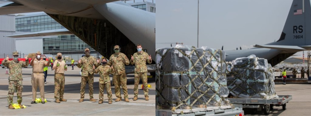 USA Delivers Medical Supplies To Boost Ghana's COVID-19 Testing. 7 » Best Tech News, Gadgets, FinTech and Telco news.