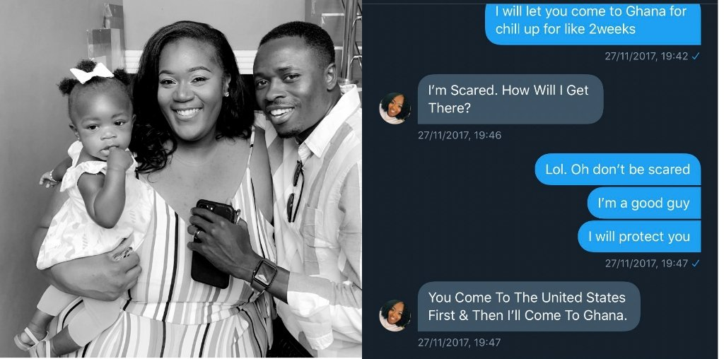 From A DM To Getting Married And Building A Family- Twitter Couples 2 » Best Tech News, Gadgets, FinTech and Telco news.