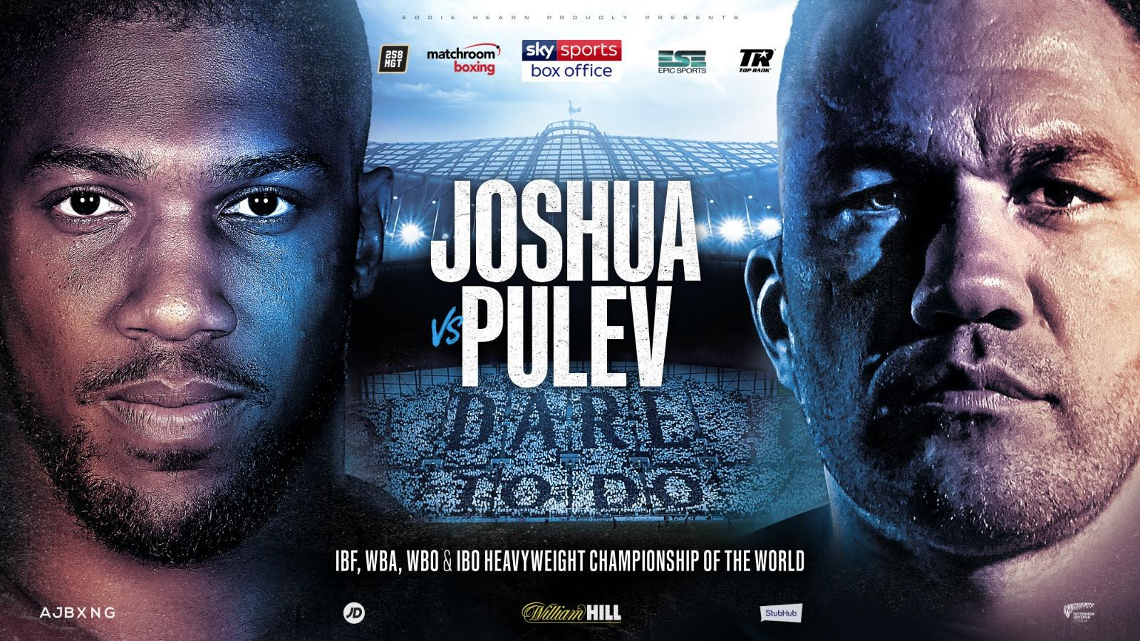 Anthony Joshua's Title Defence Against Kubrat Pulev Postponed 2 » Best Tech News, Gadgets, FinTech and Telco news.