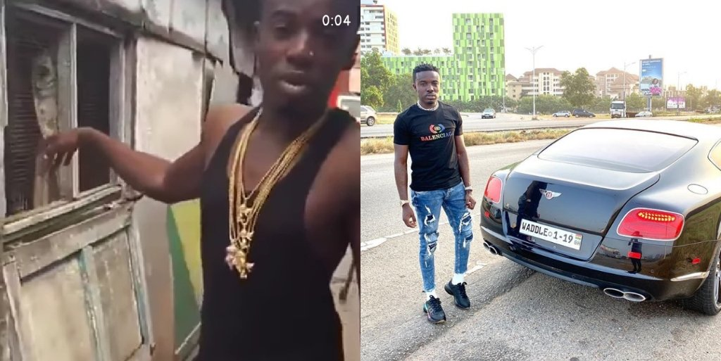 Criss Waddle Shows His Old Ghetto Before Riches 3 » Best Tech News, Gadgets, FinTech and Telco news.