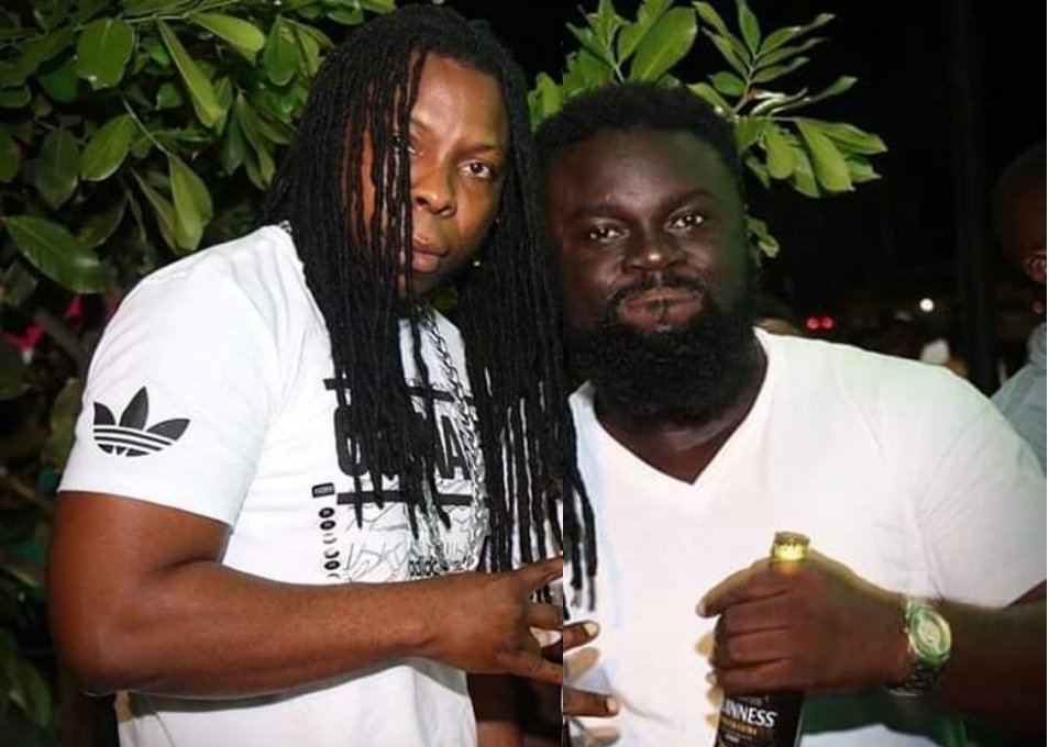 George Britton Apologises To Rapper Edem 2 » Best Tech News, Gadgets, FinTech and Telco news.