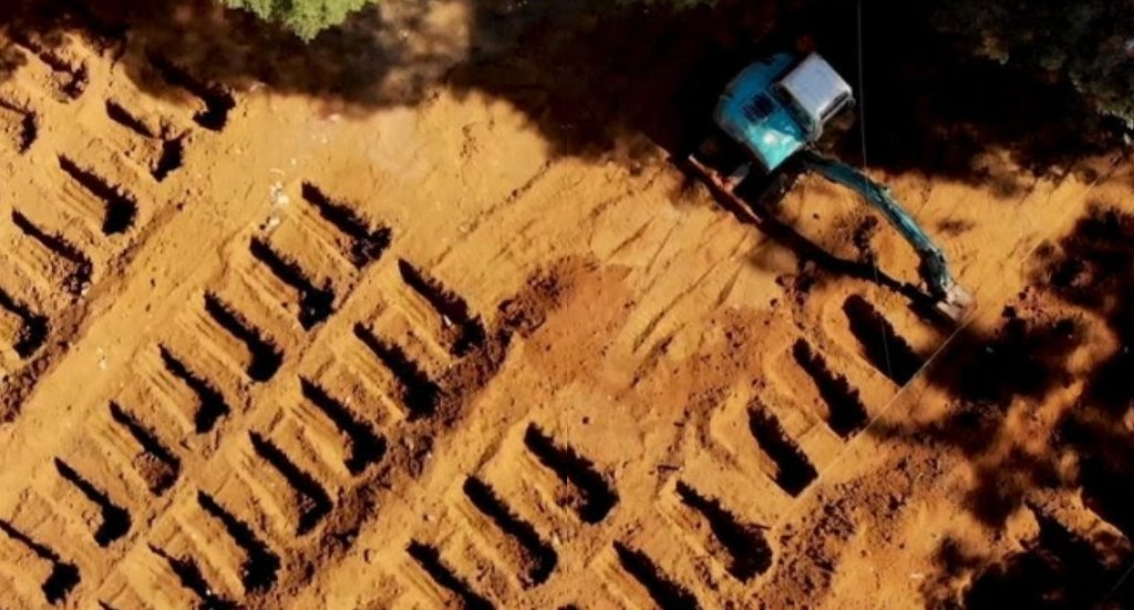 COVID-19: Brazil Gives Up, Only Digs Graves For Burials 2 » Best Tech News, Gadgets, FinTech and Telco news.