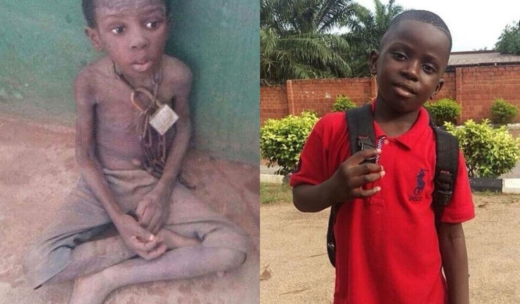 The Beautiful Transformation Of Korede Francis 2 » Best Tech News, Gadgets, FinTech and Telco news.