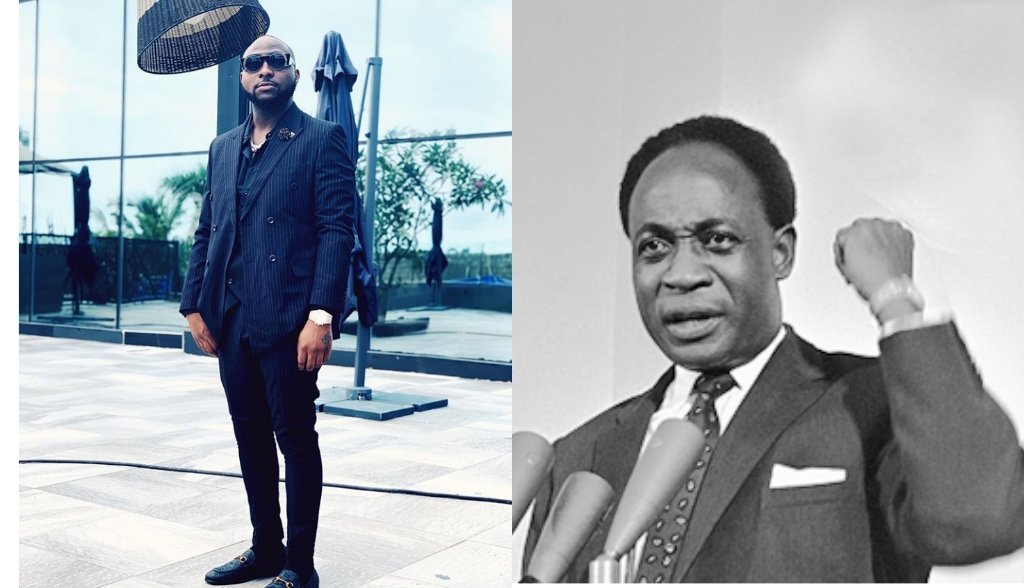 Davido Quotes Dr. Nkrumah In A New Post. 2 » Best Tech News, Gadgets, FinTech and Telco news.