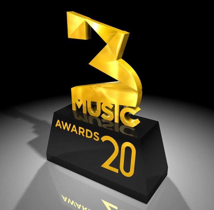3music winners