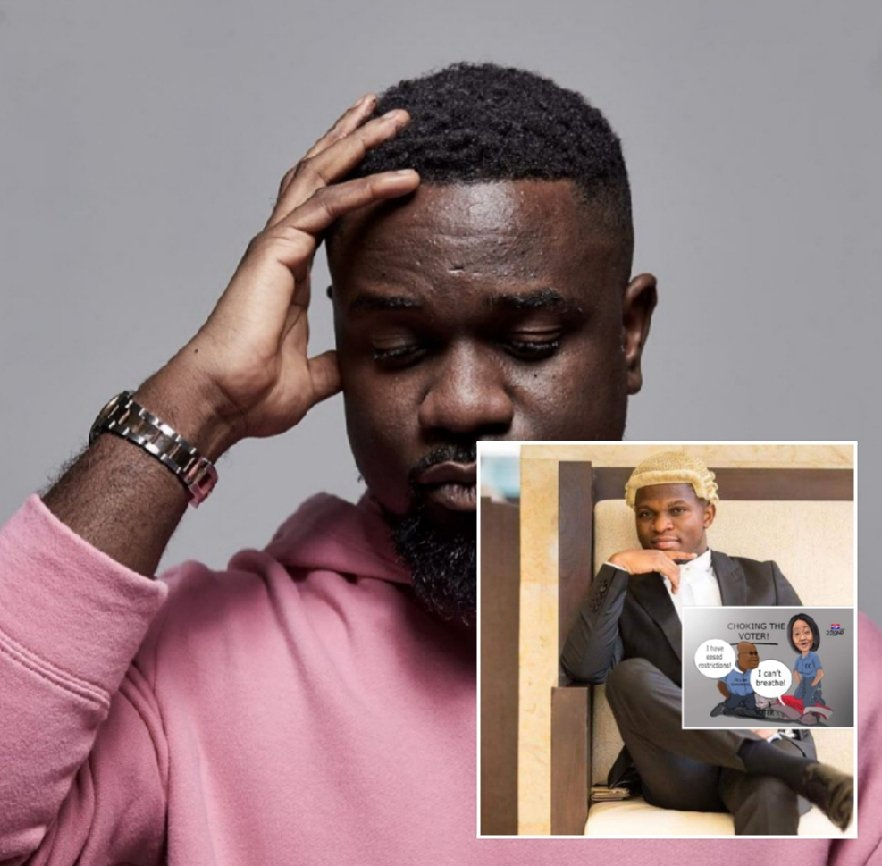 Sarkodie Educates Sammy Gyamfi On His 'George Floyd' Post 2 » Best Tech News, Gadgets, FinTech and Telco news.