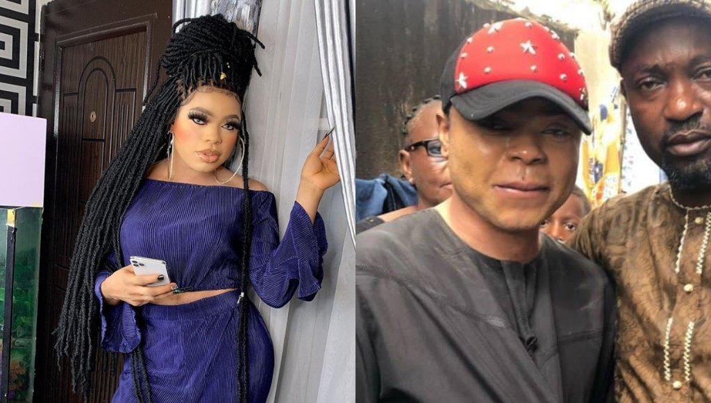 Bobrisky Dressed Man To His Father's Birthday Party. 4 » Best Tech News, Gadgets, FinTech and Telco news.