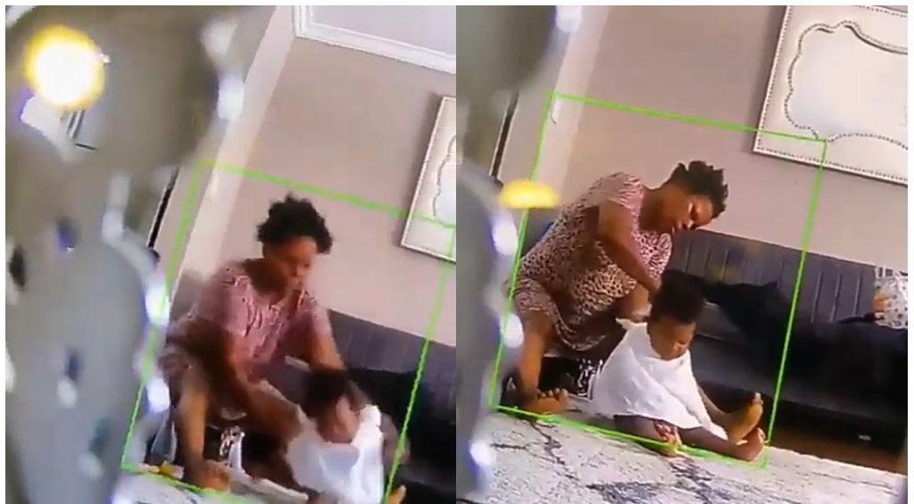 Chilling Video Of A Ghanaian Nanny Assaulting A Baby 2 » Best Tech News, Gadgets, FinTech and Telco news.