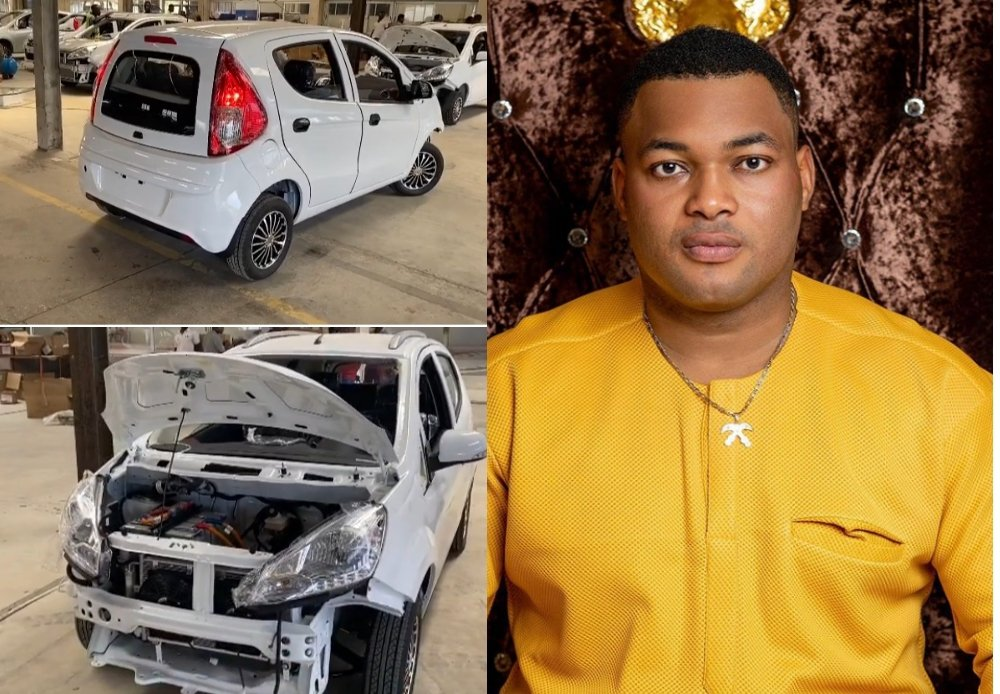 Videos: Kantanka Set To Launch Engineless Chargeable Cars Named Amoanimah EV 9 » Best Tech News, Gadgets, FinTech and Telco news.