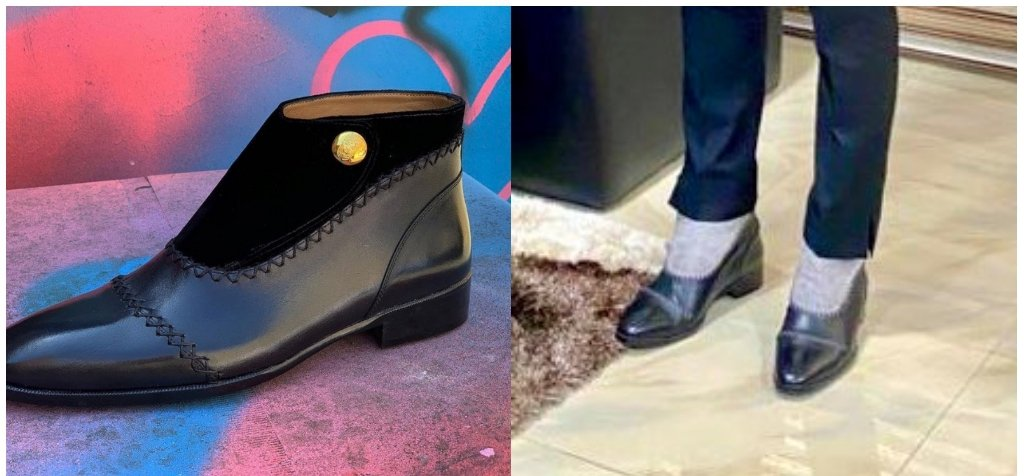Prize And Name Of Stonebwoy's Iconic Shoe Revealed. 2 » Best Tech News, Gadgets, FinTech and Telco news.