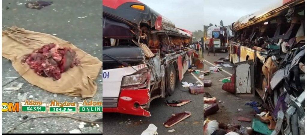 11 Passengers Fear Dead In Kyekyewere Accident 2 » Best Tech News, Gadgets, FinTech and Telco news.