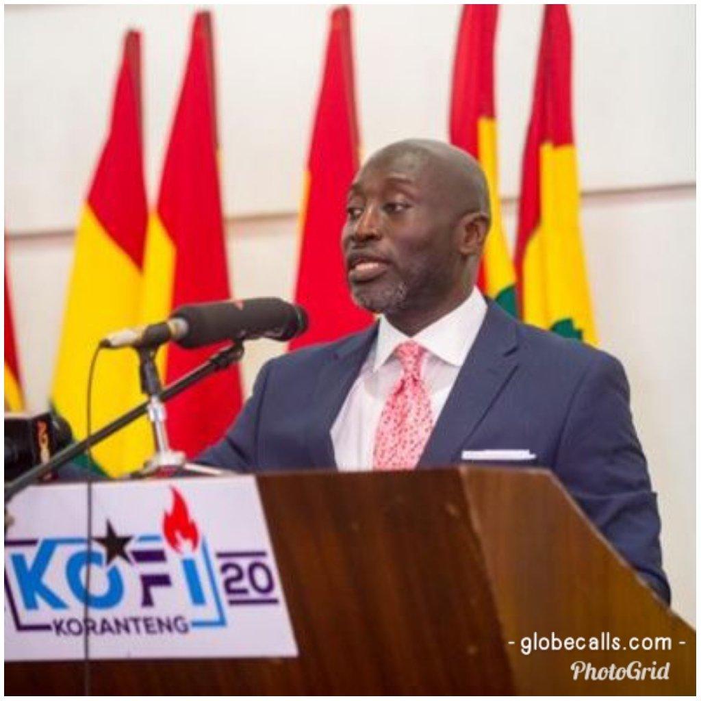 NPP Is In Bed With EC - Kofi Koranteng 2 » Best Tech News, Gadgets, FinTech and Telco news.