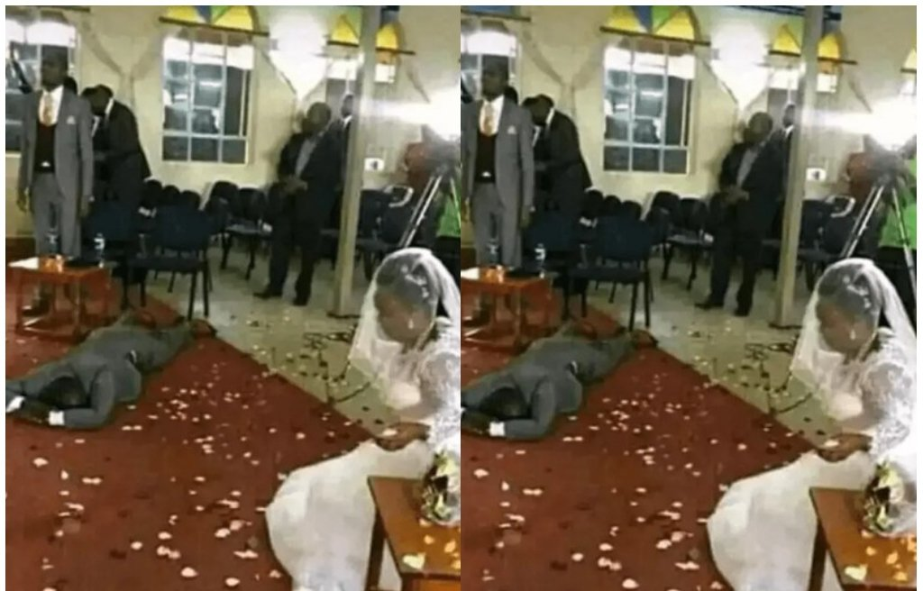 Embarrassing! Man Discovers His Wife Has 4 Kids On Wedding Day 5 » Best Tech News, Gadgets, FinTech and Telco news.